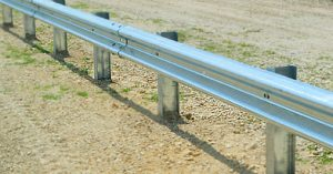 Guardrail System Available from DH Highway Services